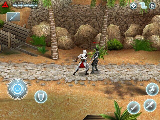 File:Altaïr Fighting a Templar.jpg