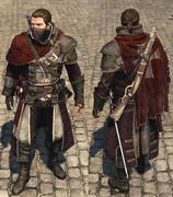 ACRG Assassin killer outfit
