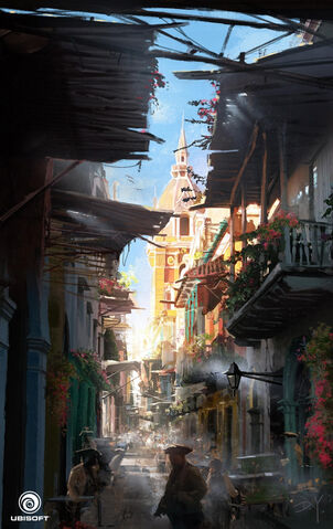 File:Assassin's Creed IV Black Flag Havana alley by Donglu.jpg