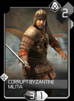 ACR Corrupt Byzantine Militia