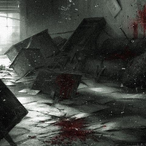 血洗的房间