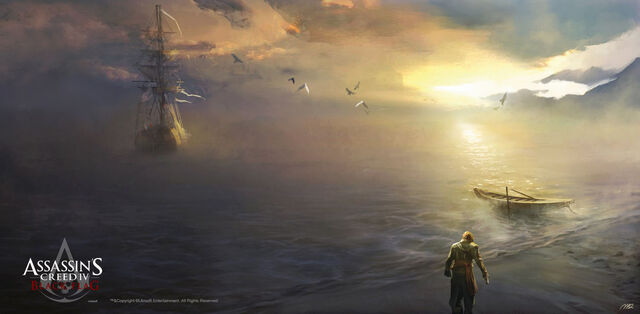 File:Assassin's Creed IV Black Flag VastBeach by max qin.jpg