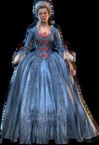 ACU Marie Antoinette Render