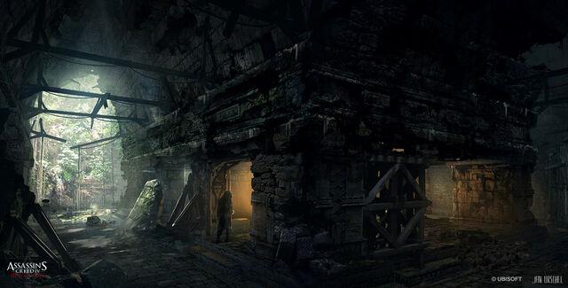 File:Assassin's Creed 4 - Black Flag concept art 12 by janurschel.jpg