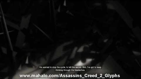 Assassin's Creed 2 Walkthrough - Glyph Puzzle 11 HD