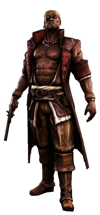 Modern Mercenary Character by Joshua Morrison — polycount