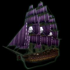 紫色鯨魚 - 150000 塊錢