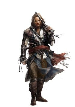 Assassin's Creed IV - Edward