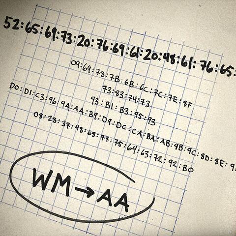 威廉日记中的另一道谜题
