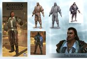The Mercenary Development Art