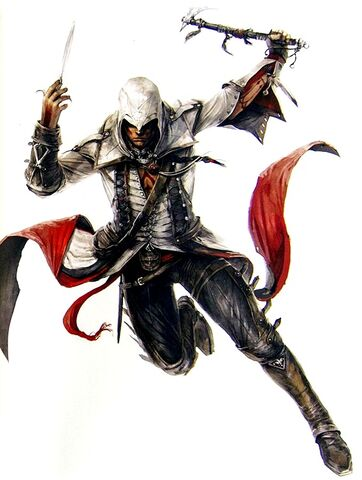 File:Art of the Assassin - Connor Kenway.jpg