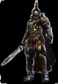 Gladiator Render