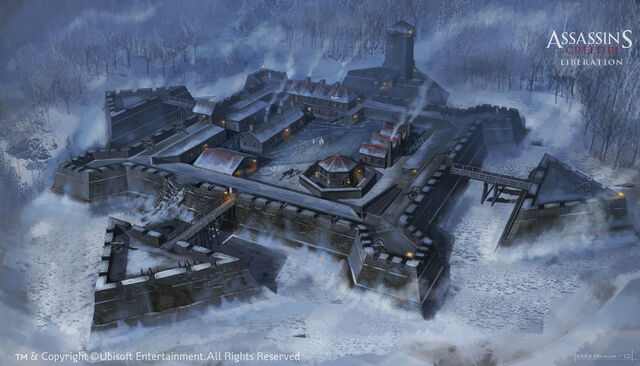 File:New York outskirts fort by EddieBennun.jpg