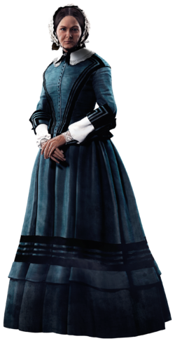 ACS Florence Nightingale Render