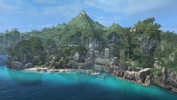AC4 Pinos Isle