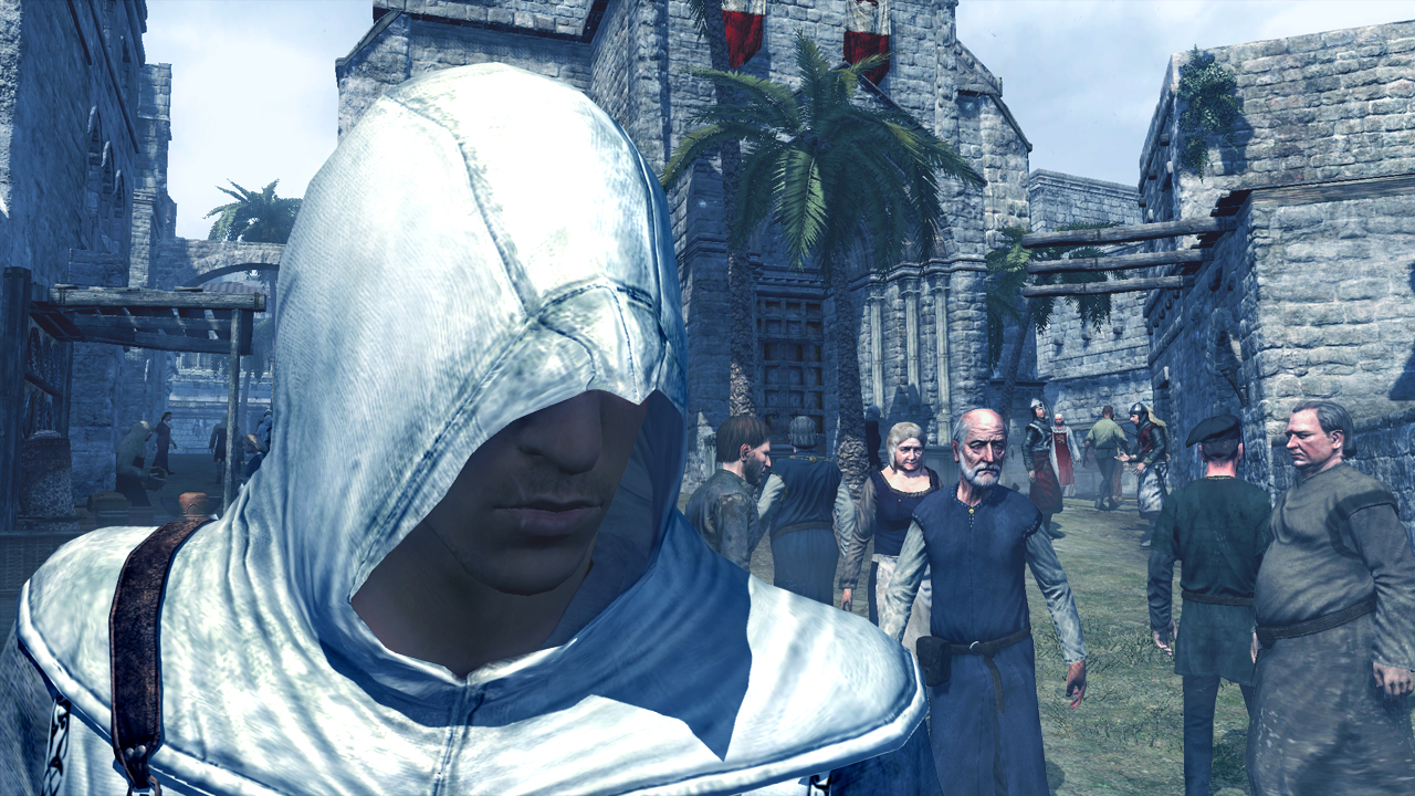 Assassin's Creed 1 Free Download PC Game
