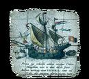 """Database: """"Magellan's Ship"""""""