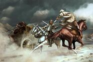 Assassins-Creed-Early-Concept-Art-Horse Assassination