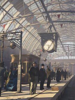 ACS DB Victoria Station