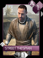ACR Street Thespian
