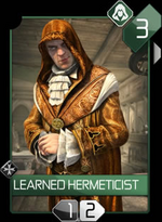 Acr learned hermeticist