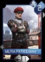 ACR Militia Patrolman