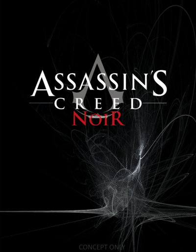 Assassin's-Creed-Noir-Concept