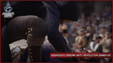 Assassin's Creed Unity Revolution Gameplay Trailer