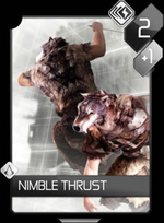 ACR Nimble Thrust