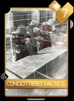 ACR Condottiero Tactics