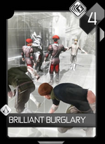 ACR Brilliant Burglary