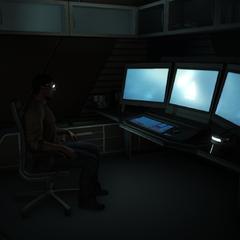 An alternate Animus Omega in the Bunker