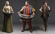 Laurent Sauvage NPCs street models - Assassin's Creed Brotherhood
