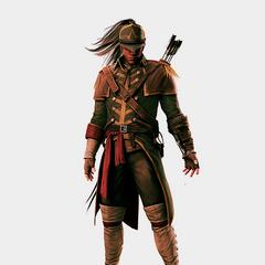 殖民地刺客服装-宣传画