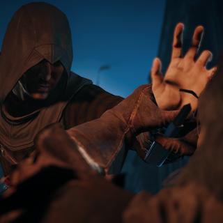 托马试图刺杀一名圣殿骑士