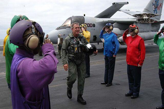 File:George Bush Carrier.jpg