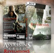 Assassins Creed Revelations PCBoxArt