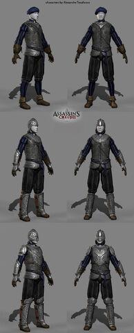 File:AC2 Venetian Guard Models.jpg