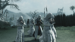 AC1 Altair blending with Scholars