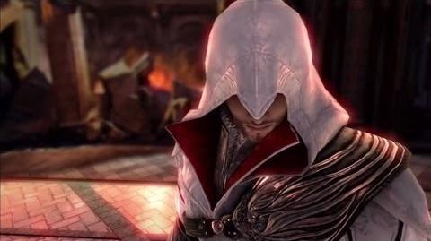 Soulcalibur V - X360 PS3 - Meet... Ezio Auditore!