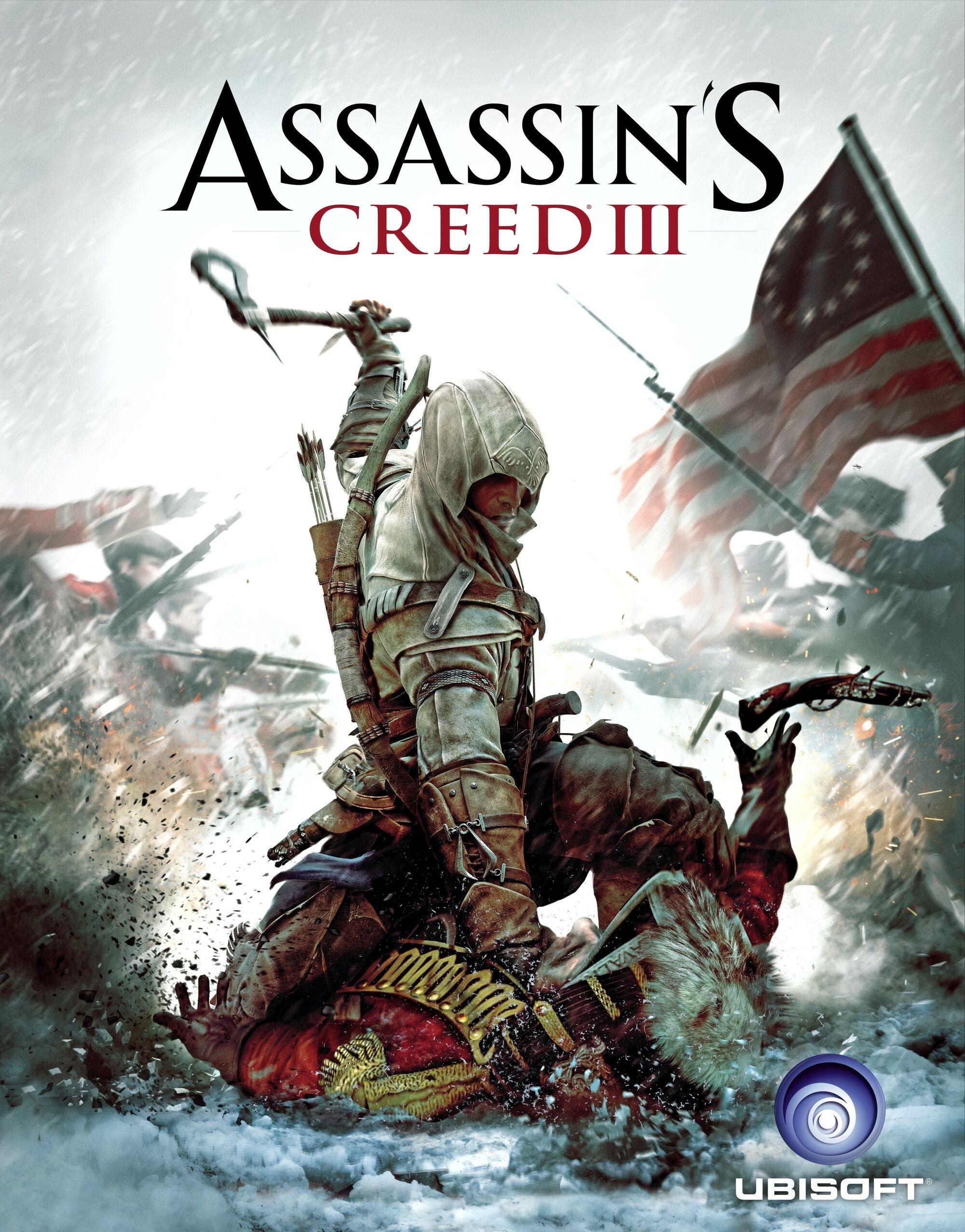 Скачать assassins creed 3 без ключа