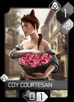 ACR Coy Courtesan