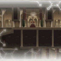 Numerous palaces and indoor locations were infiltrated within the game