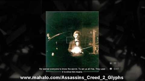 Assassin's Creed 2 Walkthrough - Glyph Puzzle 12 HD