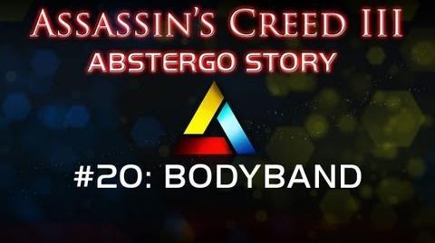 Assassin's Creed III Abstergo Story 20 Bodyband