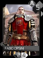 ACR Fabio Orsini