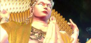 Asura's Wrath Chakravartin First Form