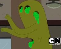 Mutant Slime-Creature