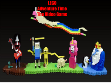 LEGO Adventure Time The Video Game