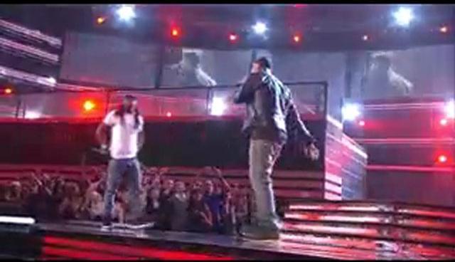 Lil Wayne, Eminem, Drake - Drop the World, Forever @ Grammys